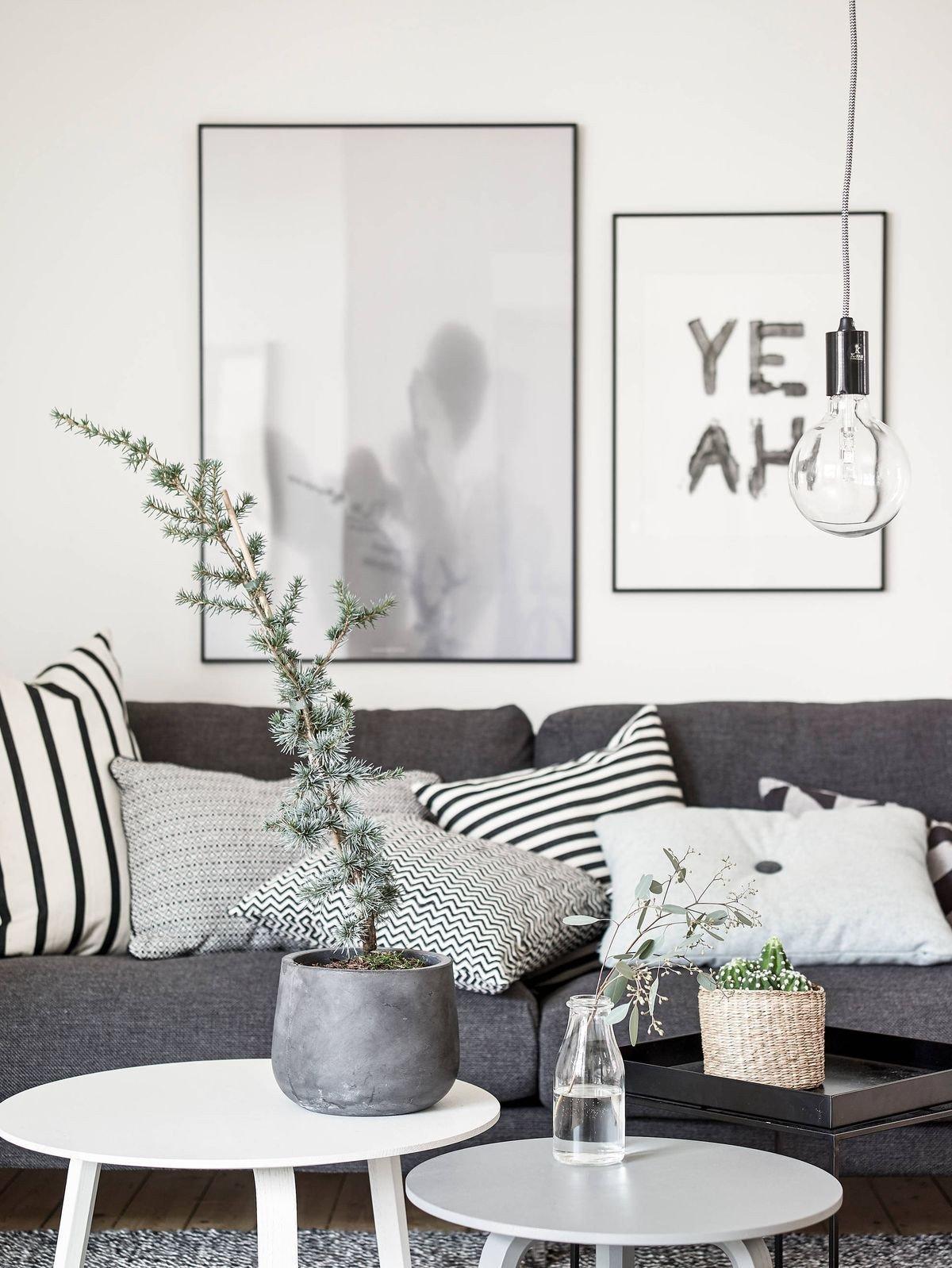 Grey sofa Living Room Decor Lovely 10 Tips for the Best Scandinavian Living Room Decor