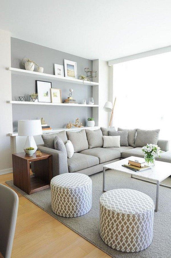 Grey sofa Living Room Decor Unique Gray Living Room Ideas Color Binations Furniture and