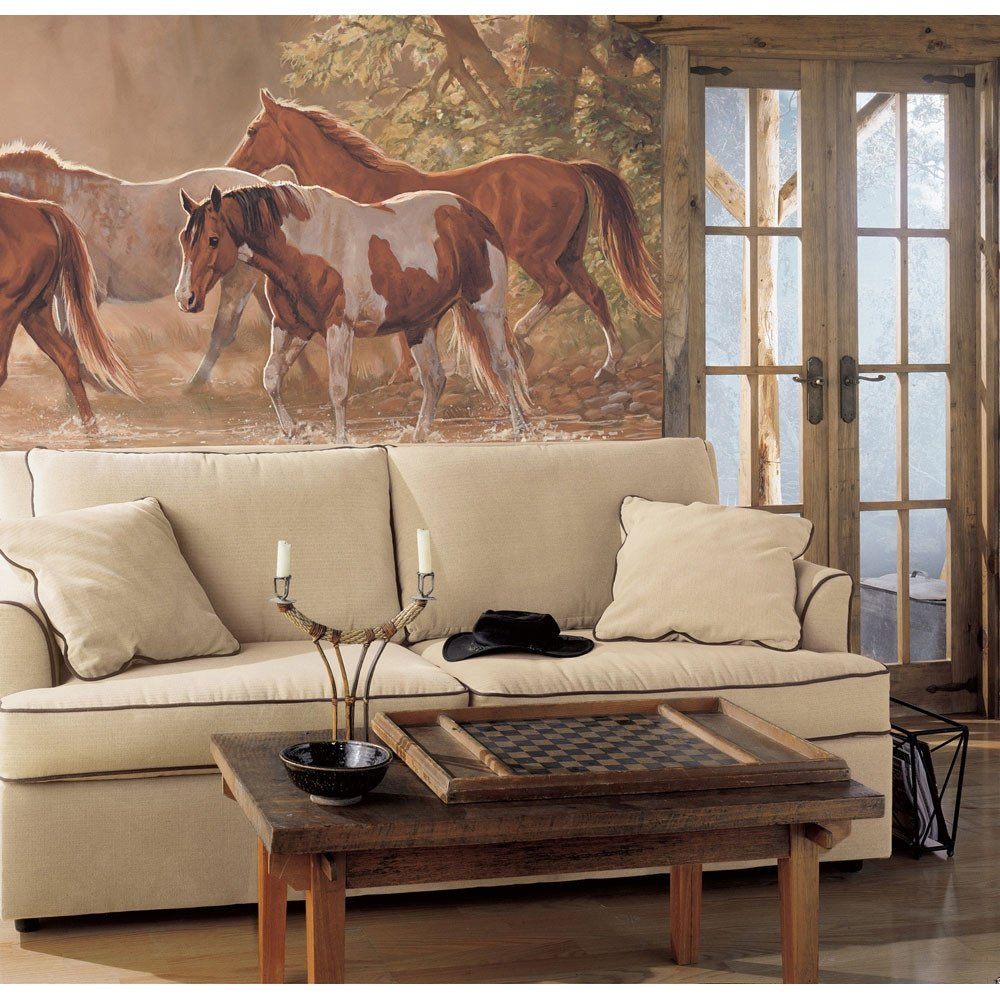 Horse Decor for Living Room Awesome 16 Western Living Room Decorating Ideas
