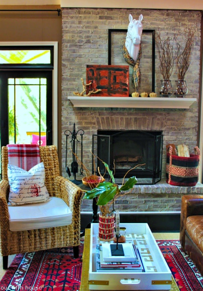 Horse Decor for Living Room Fresh Fall Decorating Roundup the Best Ideas and Fall Home