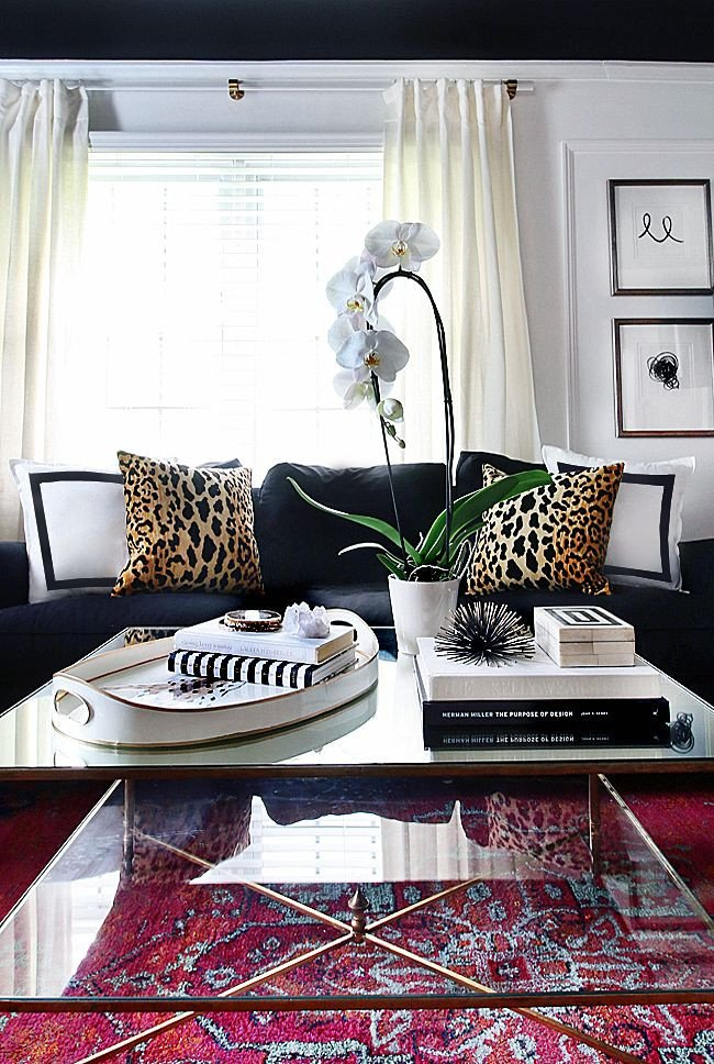 Leopard Decor for Living Room New Leopard is A Neutral Living Room Stying Home