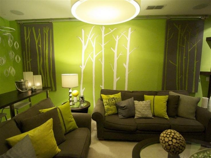 Lime Green Living Room Decor Beautiful 10 Best Lime Green Living Room Design with Fresh Color