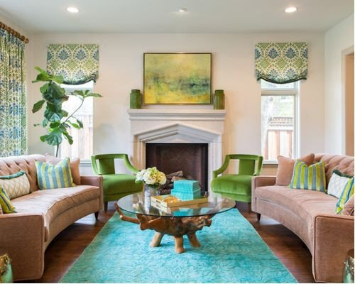 Lime Green Living Room Decor Luxury 3 258 Turquoise and Lime Green Living Room Design Ideas
