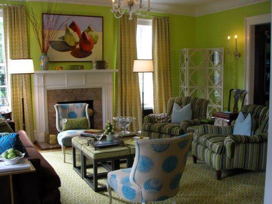 Lime Green Living Room Decor Luxury Lime Green Living Room Ideas