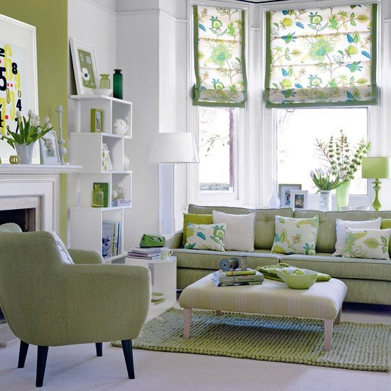 Lime Green Living Room Decor New 26 Relaxing Green Living Room Ideas Decoholic