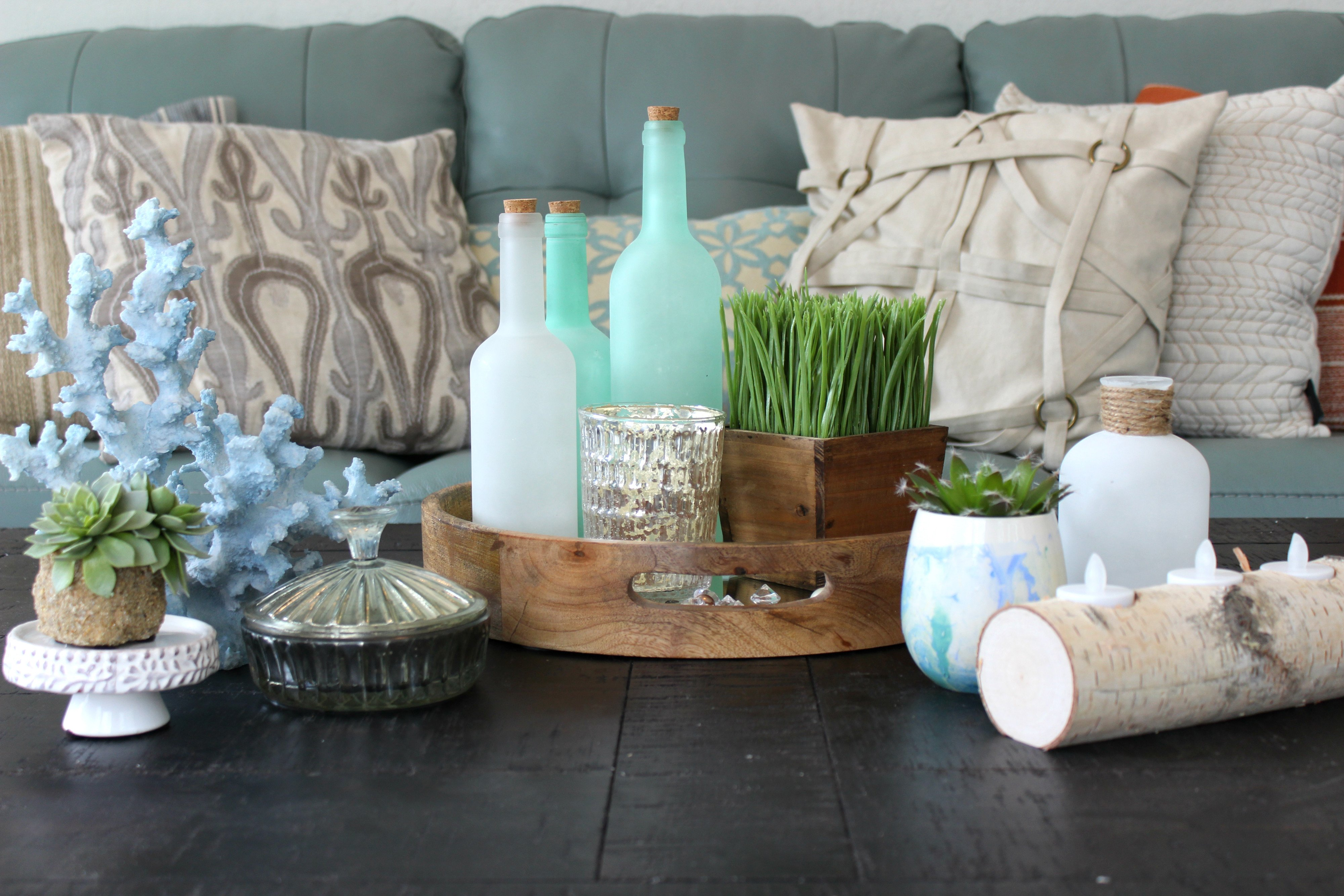 Living Room Center Table Decor Unique Coffee Table Decorating Ideas to Match Every Style