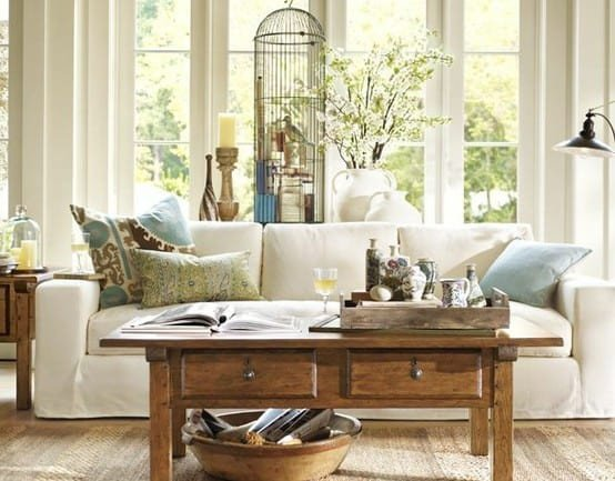 Living Room Coffee Table Decor Awesome Thrifty Interior Design Vintage Decor and Diy Tutorials
