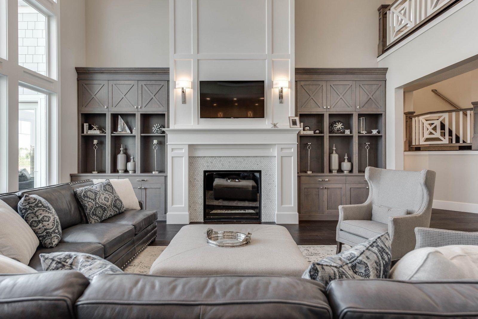 Living Room Decor with Fireplace Inspirational Salt Lake Parade Of Homes