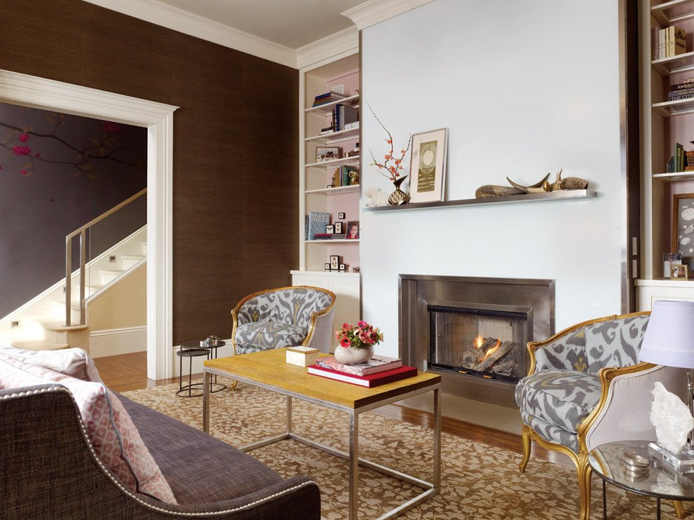 Living Room Decor with Fireplace Inspirational Simple and sophisticated Fireplace Mantel Ideas