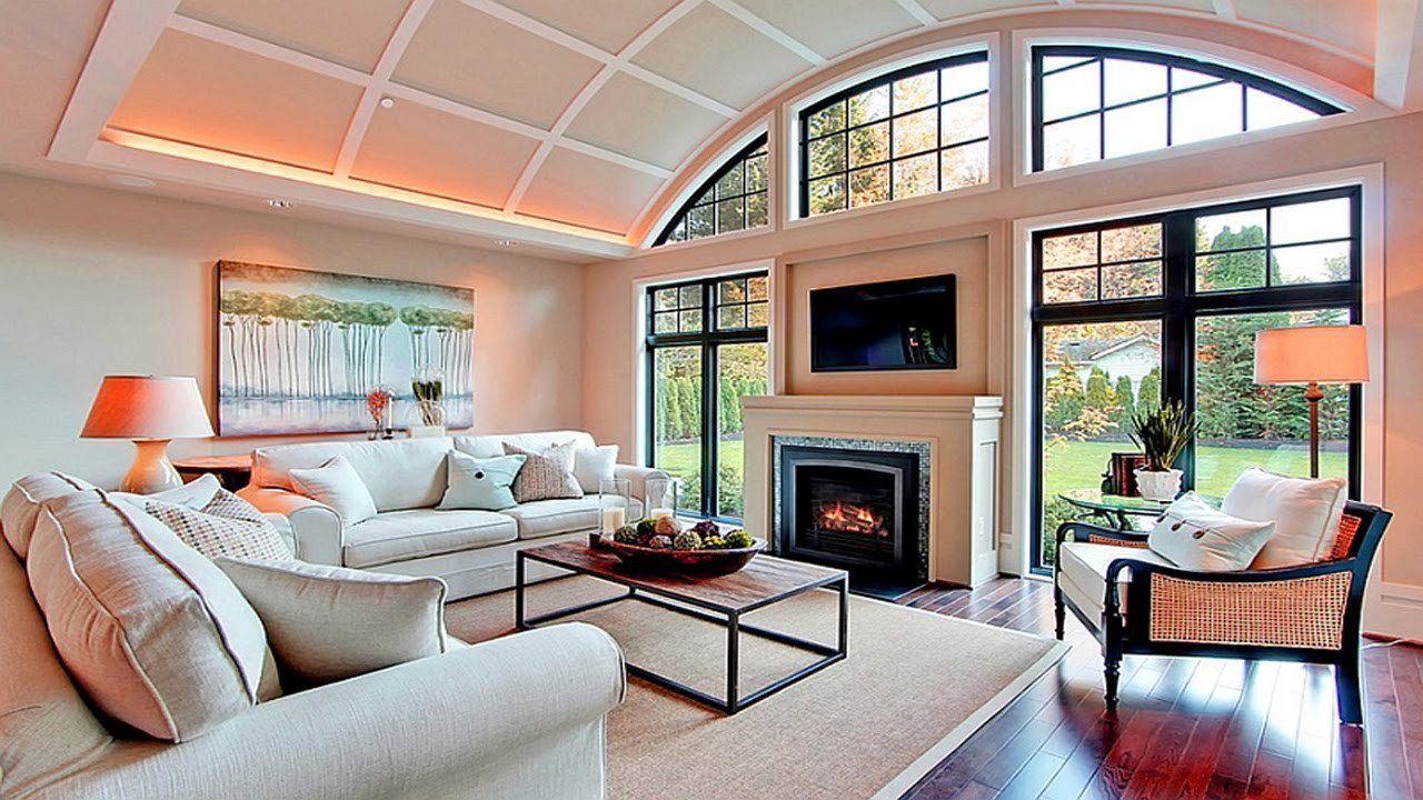 Living Room Decor with Fireplace Lovely Amazing Living Room with Tv Fireplace Design Ideas