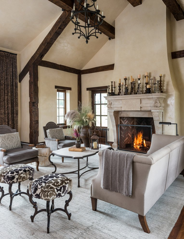 Living Room Decor with Fireplace Luxury 7 Gorgeously Easy Fireplace Decor Ideas