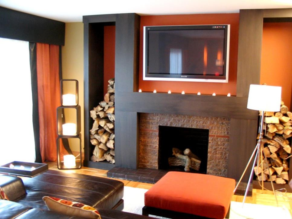 Living Room Decor with Fireplace Unique Inspiring Fireplace Design Ideas for Summer