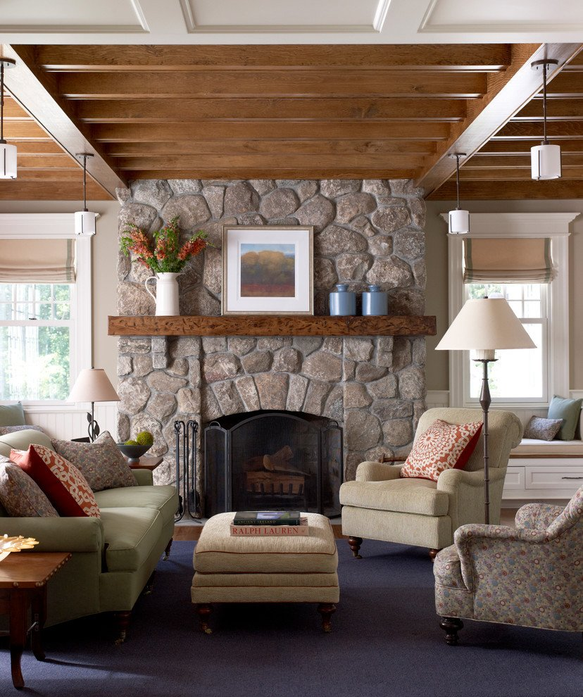 Living Room Decor with Fireplace Unique Rustic Mantel Décor that Will Adorn Your Bored to Death