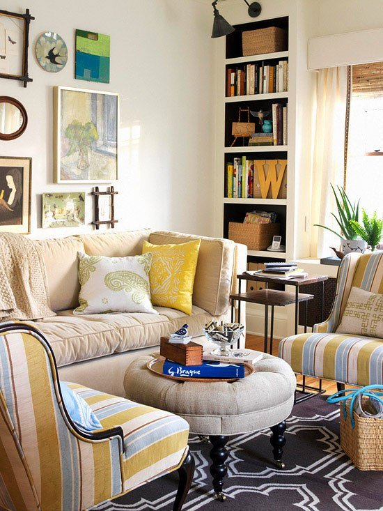 Living Room Design for Small Spaces Luxury Beginner S Guide to Small Space Decorating