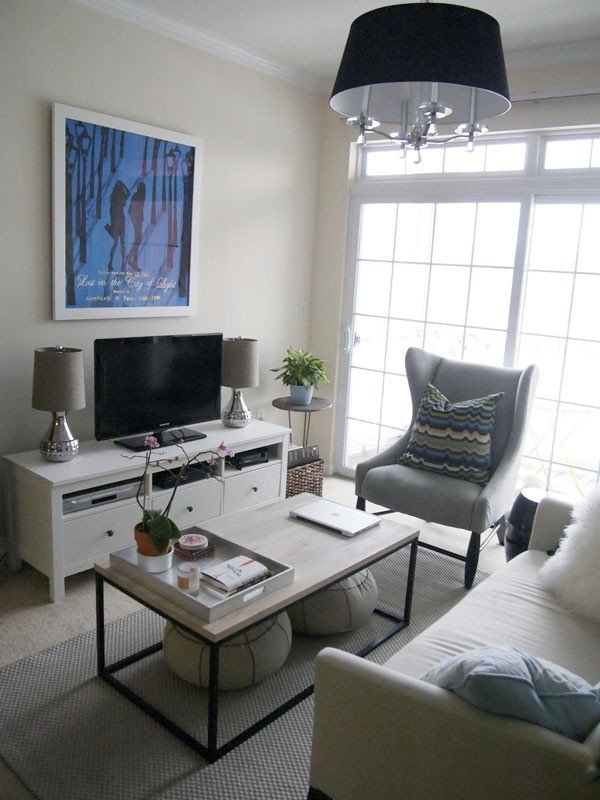 Living Room Design for Small Spaces New 20 Living Room Decorating Ideas for Small Spaces