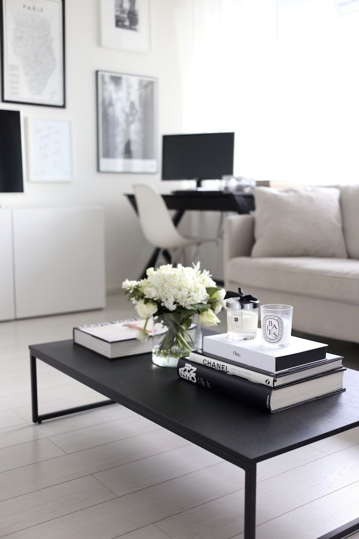 Living Room End Table Decor Elegant Best 20 Coffee Table Decorations Ideas On Pinterest