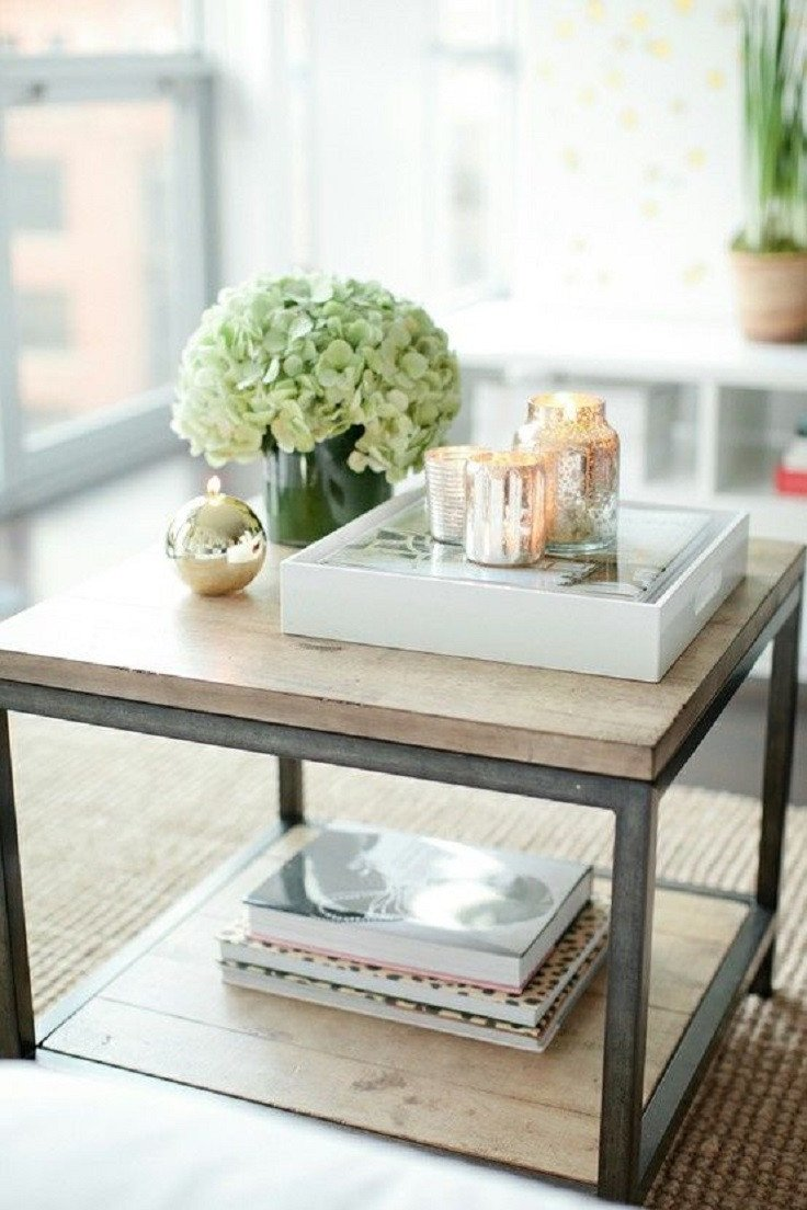 Living Room End Table Decor Elegant top 10 Best Coffee Table Decor Ideas top Inspired