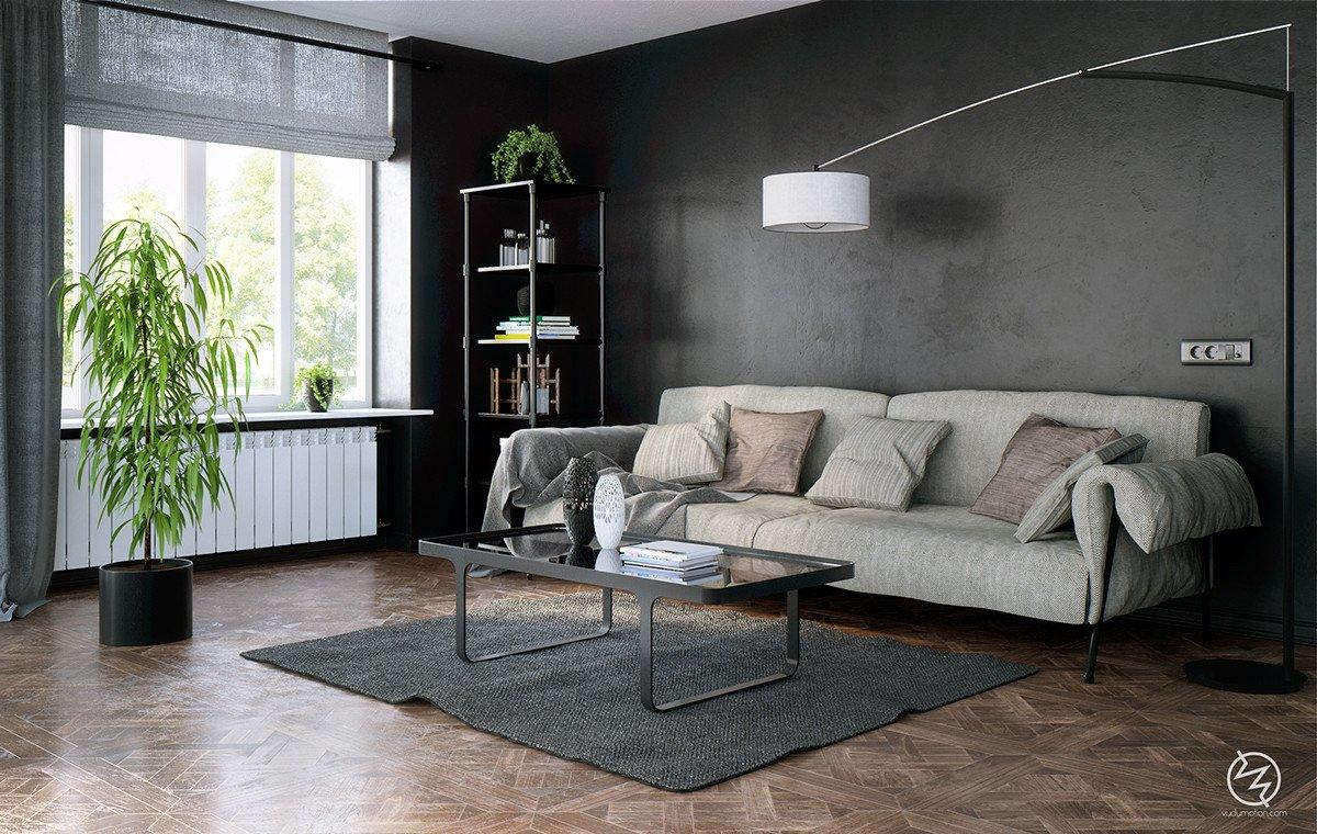 Living Room Ideas Black Elegant Black Living Rooms Ideas & Inspiration