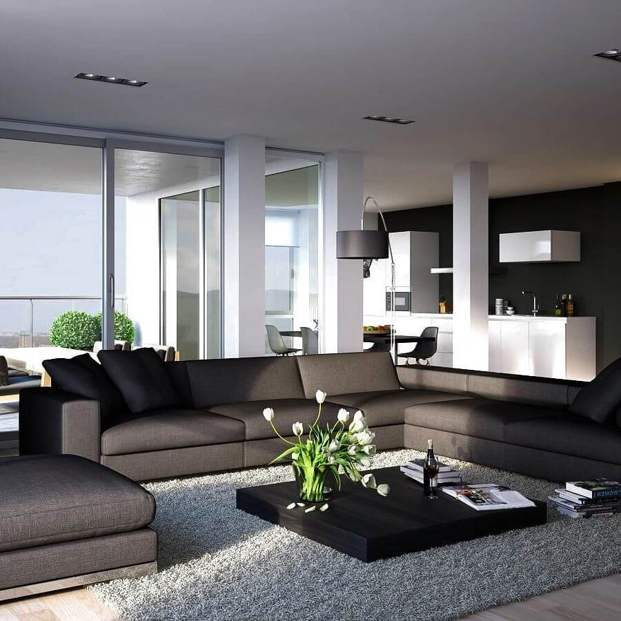Living Room Ideas Contemporary Awesome 15 attractive Modern Living Room Design Ideas