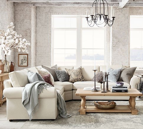 Living Room Ideas Furniture & Decor