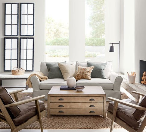 Living Room Ideas Pottery Barn Fresh Living Room Ideas Furniture & Decor