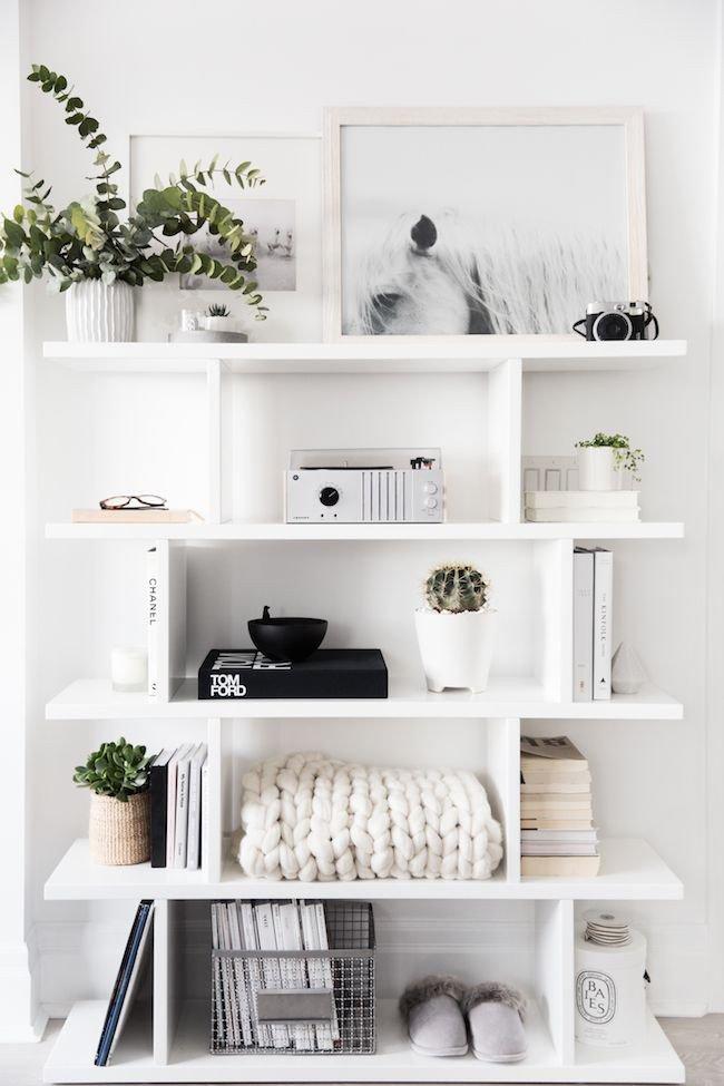 Living Room Ideas Shelves Awesome organization Shelves organización De Baldas O Decorar