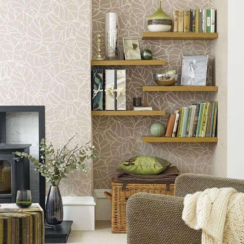 Living Room Ideas Shelves Beautiful 35 Essential Shelf Decor Ideas 2019 A Guide to Style Your