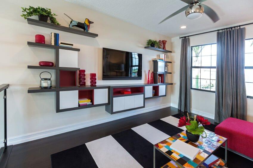 Living Room Ideas Shelves Best Of 27 Beautiful Living Room Shelves Home Stratosphere