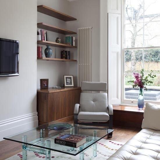 Living Room Ideas Shelves Best Of Retro Floating Shelves