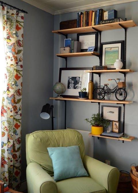Living Room Ideas Shelves Elegant 25 Best Ideas About Living Room Shelves On Pinterest