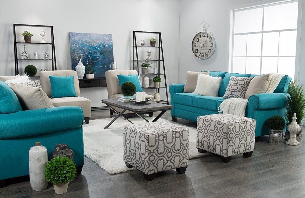 Living Room Ideas Teal Beautiful How I Design A Room Win $2500 In Custom Furniture