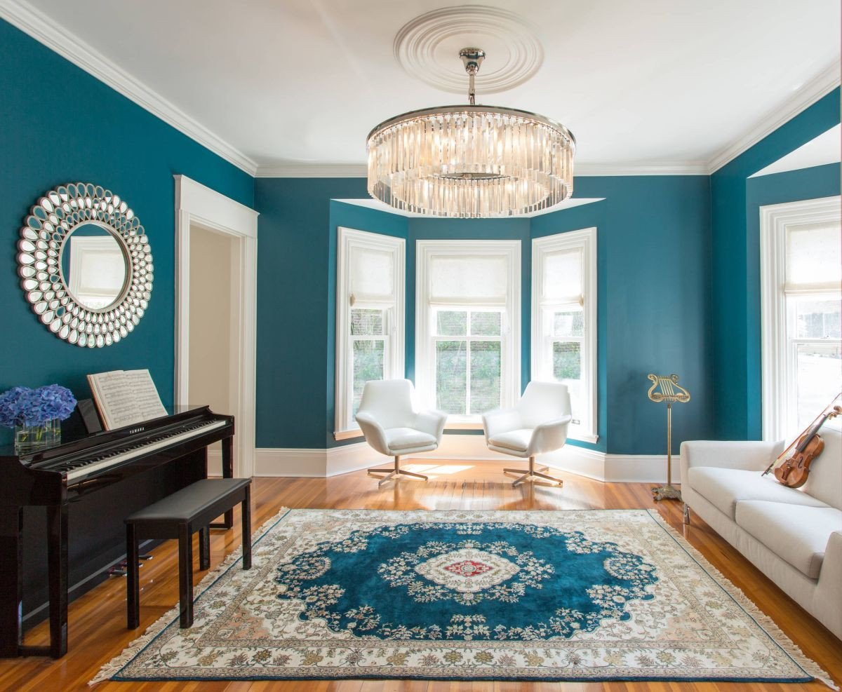 Living Room Ideas Teal Lovely 10 Living Rooms that Boast A Teal Color