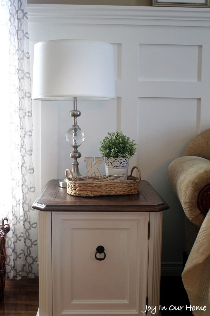 Living Room Side Table Decor Awesome Best 25 Side Table Decor Ideas On Pinterest
