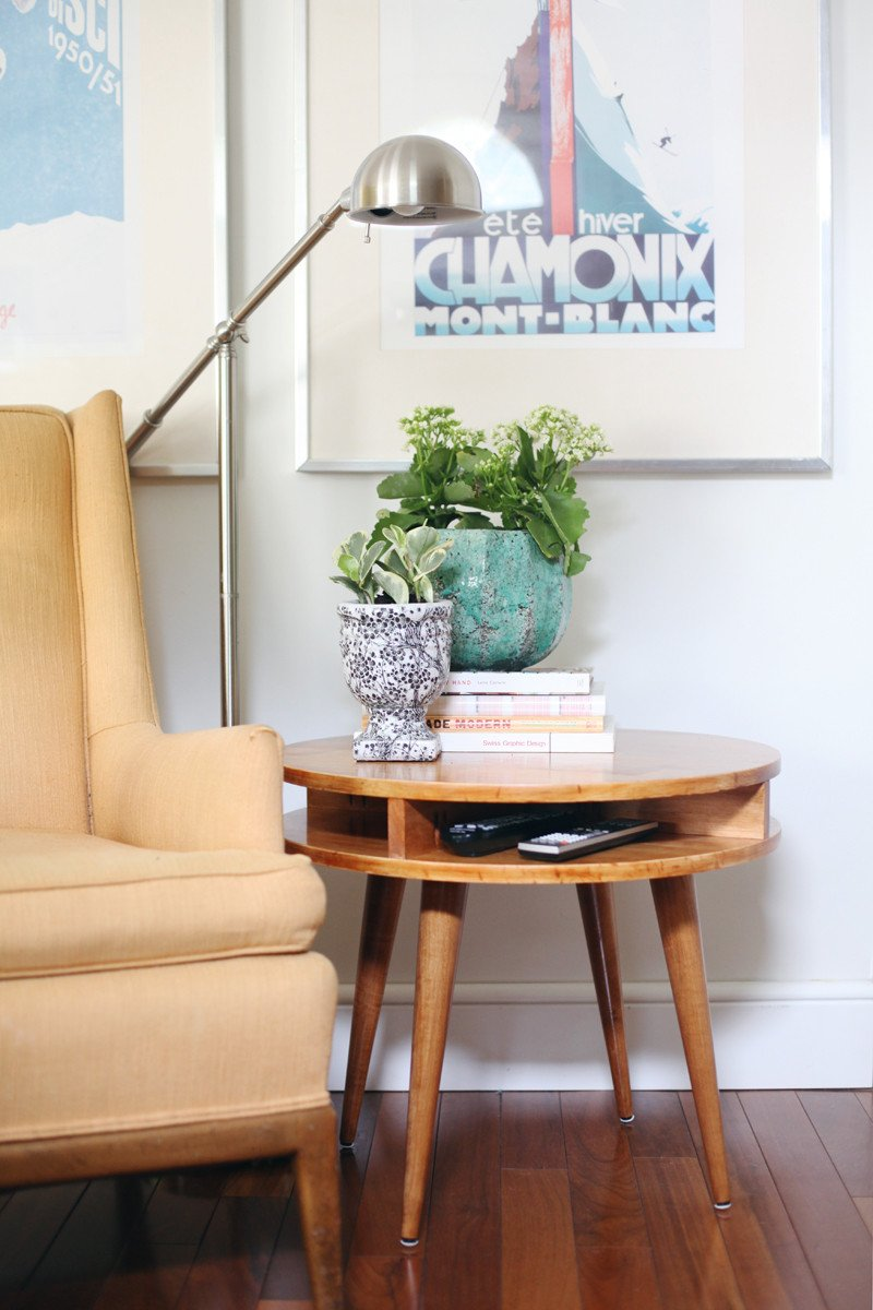 Living Room Side Table Decor Awesome Different Ways to Style An End Table