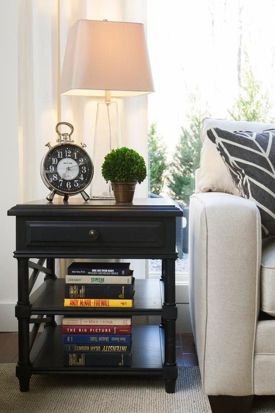 Living Room Side Table Decor Lovely Best 25 Side Table Decor Ideas On Pinterest