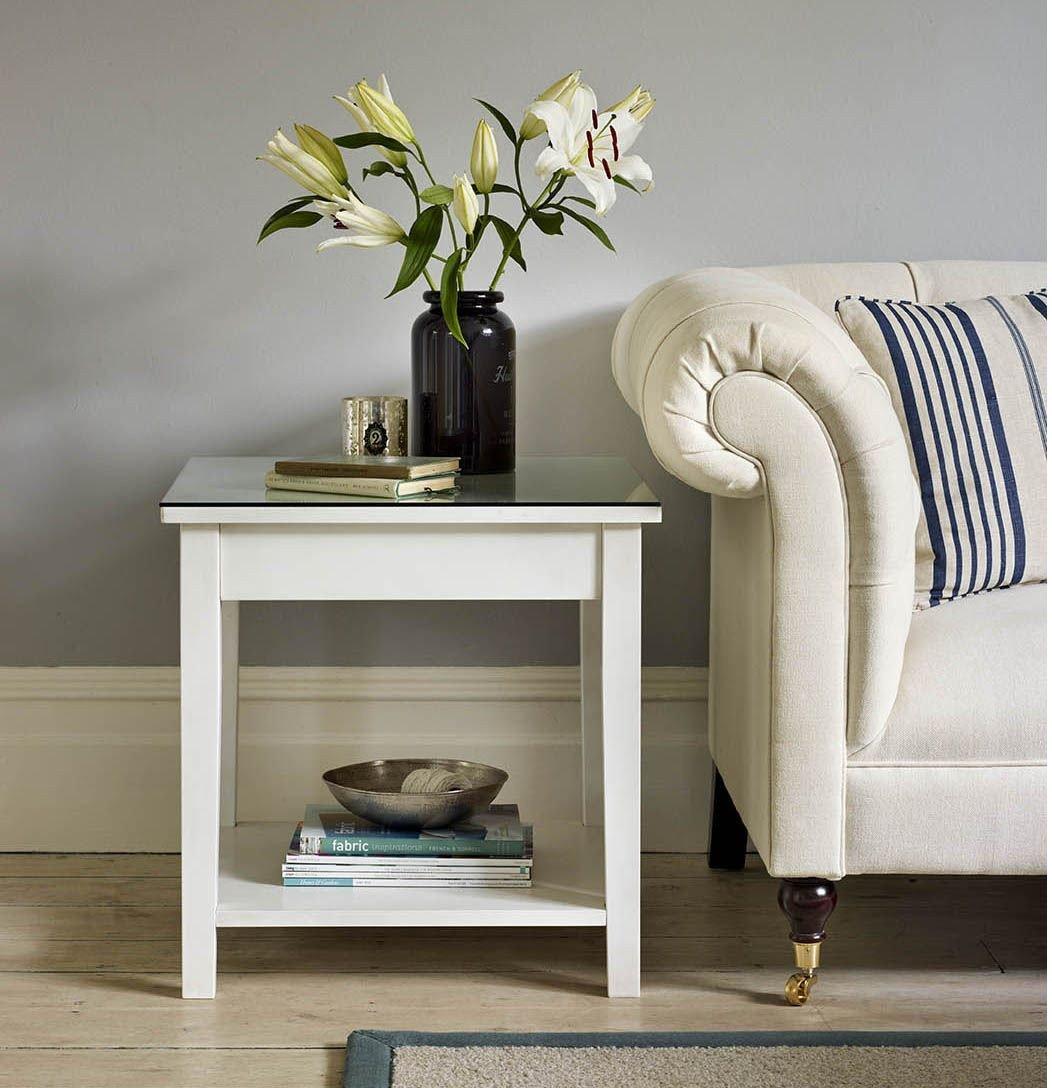 Living Room Side Table Decor Luxury Tuvan sofa Side Table Lounge Ideas