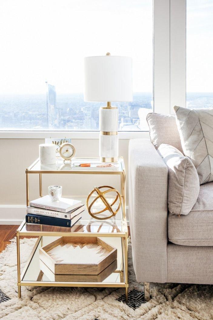 Living Room Side Table Decor New Best 25 Side Table Decor Ideas On Pinterest