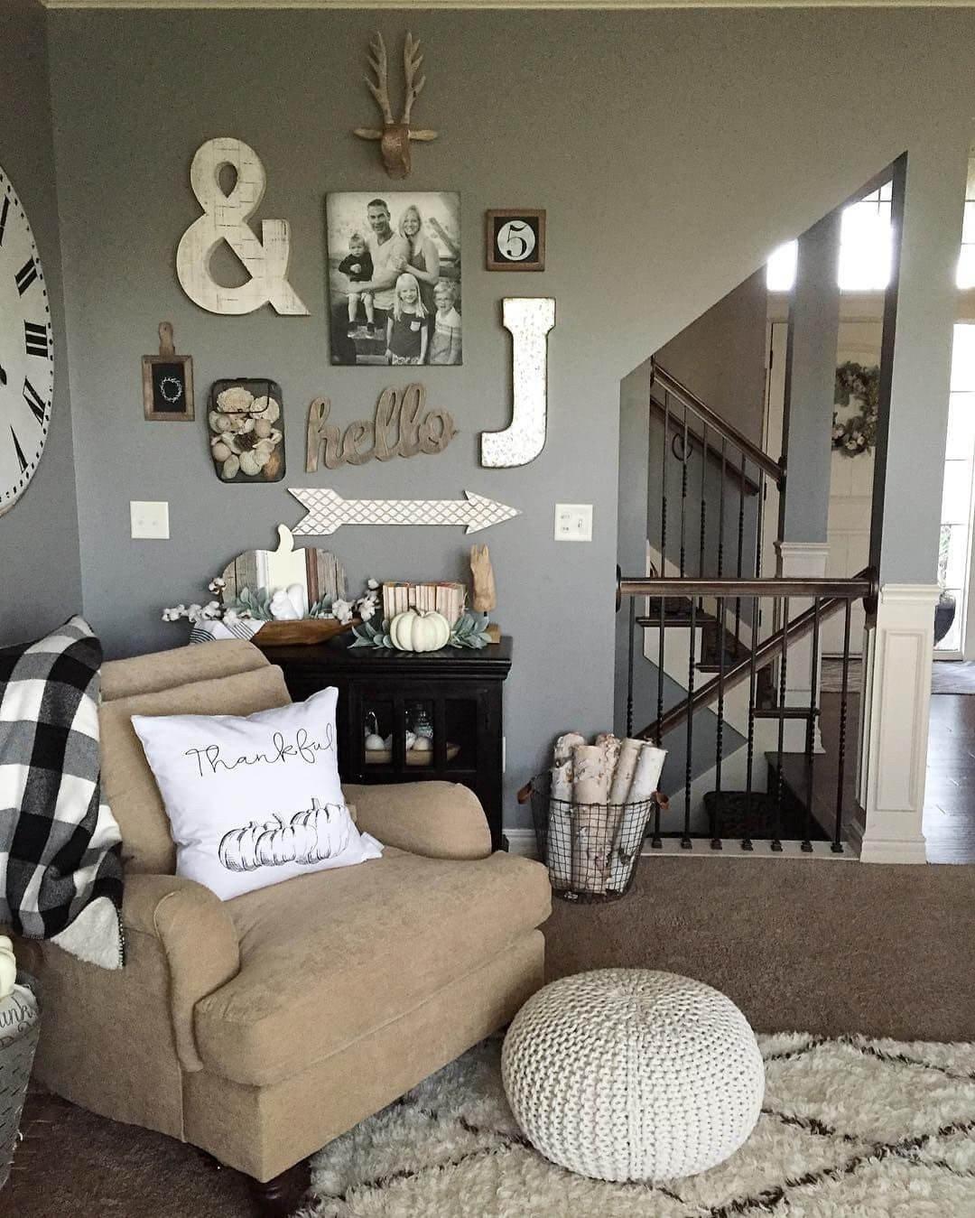Living Room Wall Decor Ideas Beautiful 33 Best Rustic Living Room Wall Decor Ideas and Designs