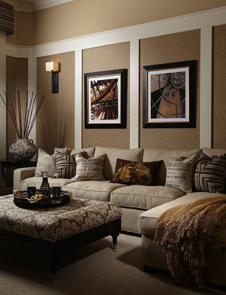 Living Room Wall Decor Ideas Fresh 33 Beige Living Room Ideas Decoholic