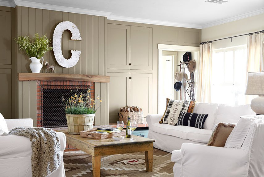Modern Country Decor Living Room Best Of How to Blend Modern and Country Styles within Your Home S