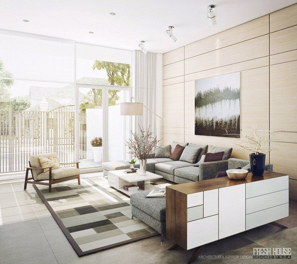 Modern Living Room Decor Ideas Fresh Light Filled Contemporary Living Rooms