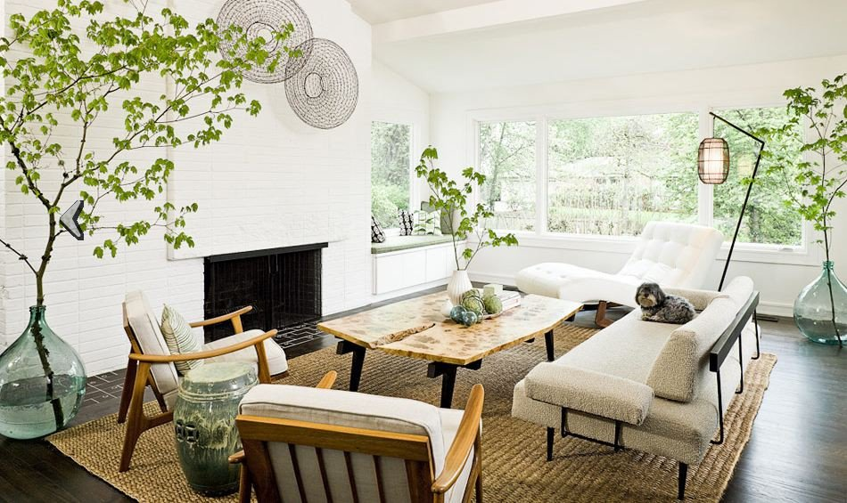 Modern Rustic Decor Living Room Elegant Modern Living Room with Rustic Accents Several Proposals