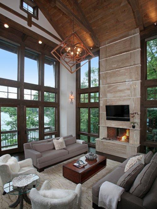 Modern Rustic Decor Living Room New Modern Rustic