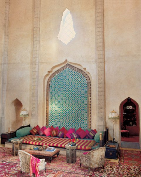 Moroccan Decor Ideas Living Room Fresh Moroccan Interior Design February 2011