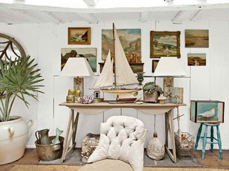 Nautical Decor Ideas Living Room Awesome 17 Best Ideas About Nautical Living Rooms On Pinterest