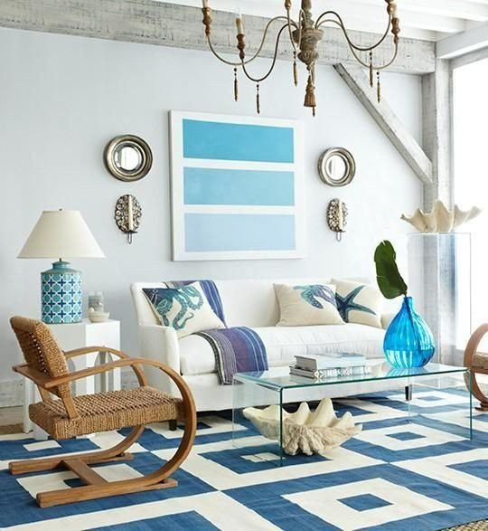Nautical Decor Ideas Living Room Awesome Modern Coastal Decor