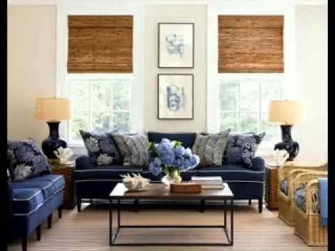 Nautical living room decorating ideas