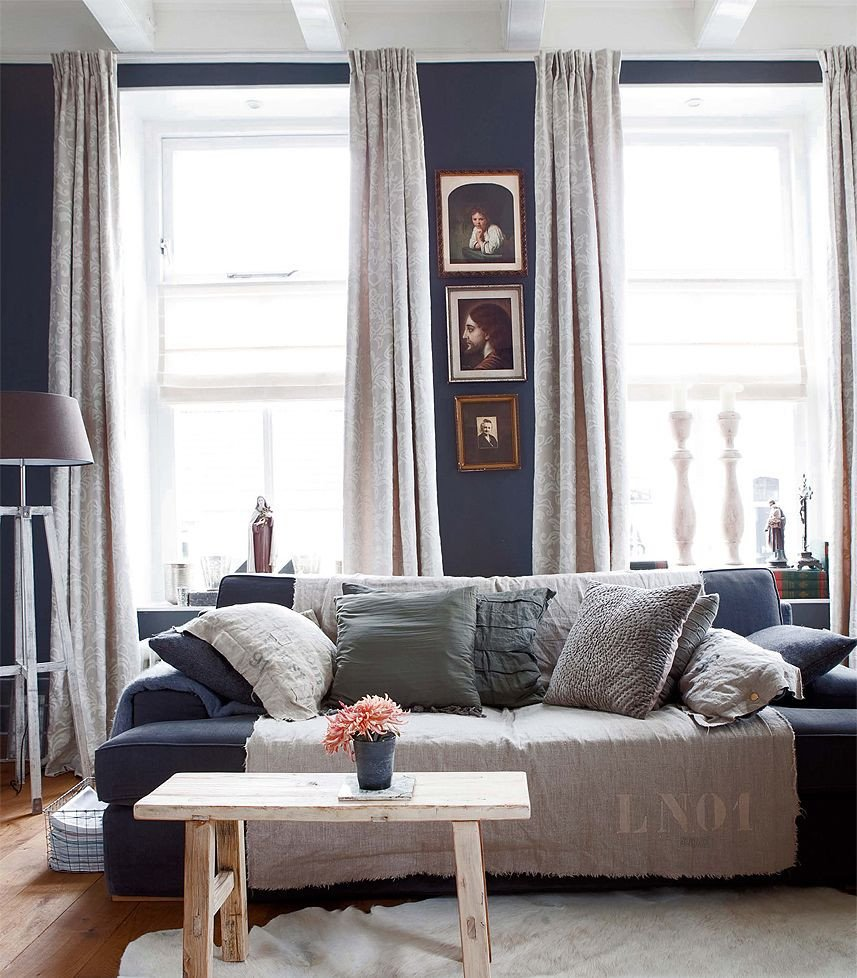 Navy Blue Living Room Decor Beautiful 40 Rustic Living Room Ideas to Fashion Your Revamp Around