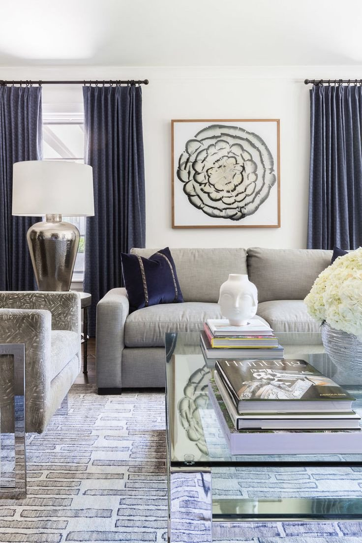 Navy Blue Living Room Decor Beautiful Best 25 Navy Blue and Grey Living Room Ideas On Pinterest