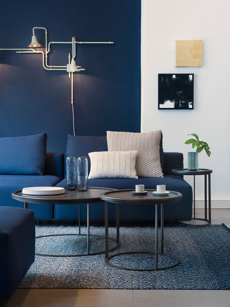 Navy Blue Living Room Decor Best Of 4 Ways to Use Navy Home Decor to Create A Modern Blue